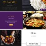Cajun Cafe Website