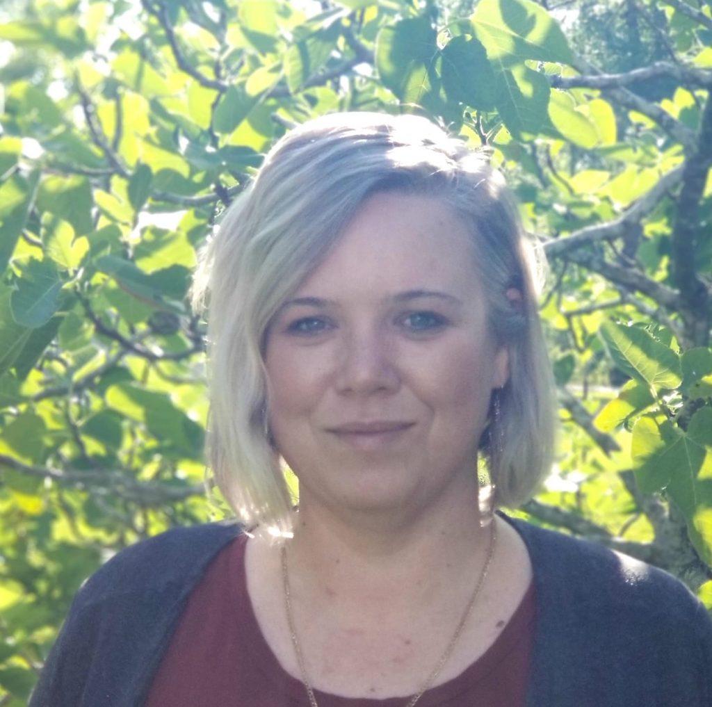Web Designer Michelle Kelly